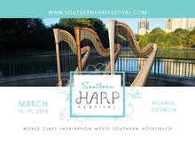 Southern Harp Festival Registration - Early Bird Price