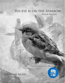 His Eye is on the Sparrow arr. by Brook Boddie PDF Download