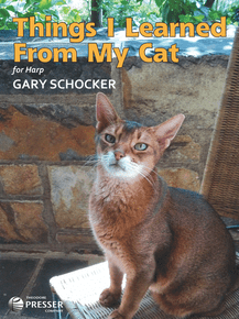 Things I Learned From my Cat by Gary Shocker