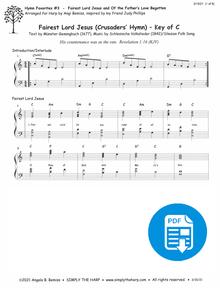 Hymn Favorites #3 by Angi Bemiss - PDF Download