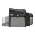 52100- Printer Fargo DTC 4250e Dule Side