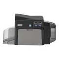 52010- Printer Fargo DTC 4250e Single Side w/ Mag Stripe Encoder