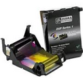 800011-140 - Zebra Load-N-Go™ color ribbon for ZXP Series 1 YMCKO