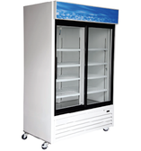 Fridge , 2 Door Sliding Glass , SOCOLD PRODUCTS