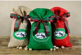 Fiddyment Farms 1 LB Burlap Bag ( Case of 24 )