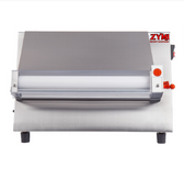"""Countertop 18"""" One Stage Dough Sheeter - 250 Pieces/Hour"""