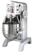 BakeMax BMPM060 - 60 Qt. Planetary Mixer with Power Bowl Lift - 220v, 3 HP, 24 Amps