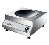 Garland GI-SH/WO 3500 Countertop Induction Wok Range - 240V, 3.5 kW