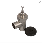 "KETTLE FAUCET, 1-1/2"" DRAW OFF VALVE"