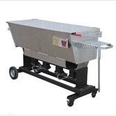 "R & V Works CSB-60 60"" Liquid Propane Cajun Seafood Boiler - 360,000 BTU"