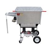 "R & V Works CSB-30 30"" Liquid Propane Cajun Seafood Boiler - 180,000 BTU"