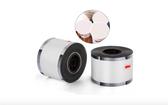 2 Rolls Cup Sealer Film PET/CPP Material Milk Tea Sealing Film 4000 pcs/roll Bubble Tea Sealing Film for Diameter 95-105mm Cup