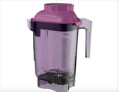 Vitamix 58991 Advance 48 oz. Purple Deluxe Copolyester Blender Jar with Wet Blade Assembly and Lid for Vitamix Blenders