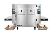 AutoFry MTI-40C Ventless Electric Countertop Dual 3lb Capacity 208/240V