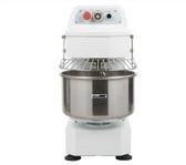 Eurodib LM20T 20 Qt. Spiral Floor Pizza Mixer - 110V, 1 Phase