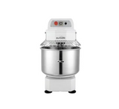 Eurodib LM50T 50 Qt. Spiral Floor Pizza Mixer - 220V, 1 Phase