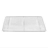 """12"""" x 16"""" Footed Wire Cooling Rack for Half Size Bun / Sheet Pan"""
