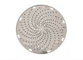 Stainless Steel Grater Disc for Vegetable Slicer Attachment