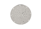 Stainless Steel Shredder Disc with 8 mm Holes for Vegetable Slicer Attachment