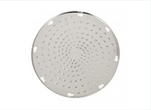 Stainless Steel Shredder Disc with 2.3 mm Holes for Vegetable Slicer Attachment