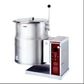EC-10TW 10-Gallon Manual Tilting Steam Kettle - 3 Phase