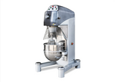 80 Qt. Commercial Floor Mixer with Timer