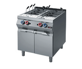 Axis AX-GPC-2 - Gas Pasta Cooker & Re-Thermalizer with 80 Litre Capacity