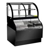 """RE-CN-0483 - 48"""" Floor Model Dual Service Open Cooler - 16 Cu. Ft."""
