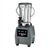 Waring CB15SF 1 Gallon Stainless Steel Food Blender with Spigot
