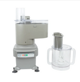Waring FP2200 Combination Continuous Feed Food Processor with 6 Qt. Bowl - 3/4 hp