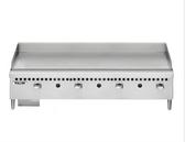 "Vulcan VCRG48-M Gas 48"" Countertop Griddle with Manual Controls - 100,000 BTU"