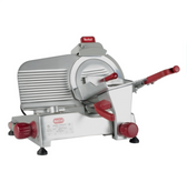 "Berkel 823E-PLUS 9"" Manual Gravity Feed Meat Slicer - 1/4 hp"