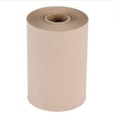 Lavex Janitorial Natural Kraft Hardwound Paper Towel, 350 Feet / Roll - 12/Case
