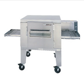 """Lincoln 1400-1G Impinger I 1400 Series Single Conveyor Radiant Oven Package with 40"""" Long Baking Chamber - 120,000 BTU"""