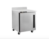 Centerline CLUC-27R-SD-WT 27″ 1 Door Worktop Refrigerator