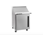 Centerline CLPT-2708-SD 27″ 1 Door Sandwich Prep Refrigerator