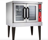 Vulcan VC4ED-11D1 Single Deck Full Size Electric Convection Oven - 208V, 1 Phase, 12.5 kW