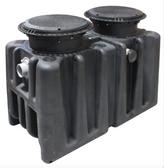 Endura XL75 - 150 lb. Grease Trap - 75 GPM