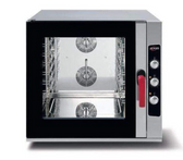 Axis AX-CL06M - Electric Combi Oven with Manual Controls - 6 Full-Sized Pans
