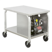 DoughXpress DXC-3AC Mobile Cart for Air Operated Dough Presses