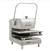 DoughXpress DXM-SSCP Big Chick Heavy Duty Manual Meat Press - Stainless Steel