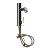 """Waterloo EFAD Deck-Mounted Hands-Free Sensor Faucet with 4"""" Straight Spout"""
