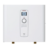 Stiebel Eltron 239216 Tempra 24 Trend Whole House Tankless Electric Water Heater - 18/24 kW, 0.50 GPM