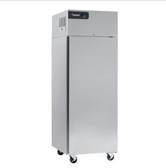 """Delfield GBSF1P-S Coolscapes 27"""" Top-Mount One Section Solid Door Stainless Steel Reach-In Freezer - 21 cu. ft."""
