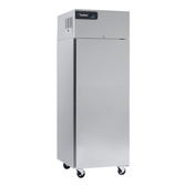 """*Delfield GCF1P-S Coolscapes 27"""" Top-Mount One Section Solid Door Reach-In Freezer - 21 cu. ft."""