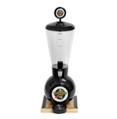Beer Tubes BOW-ST-STAP 1/4 128 oz. Super Tube Bowling Ball Beer Tower
