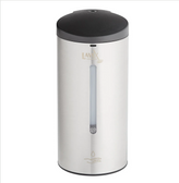 Lavex Janitorial Stainless Steel 700 mL Automatic Liquid Soap / Sanitizer Dispenser