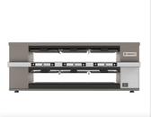 Merco MHG23SSB2N MercoEco 2 Shelf / 6 Pan Dual-Sided Dedicated Holding Bin Cabinet with Timer Bar - 120V; 1200W