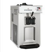 Spaceman 6236-C Soft Serve Countertop Ice Cream Machine with 1 Hopper - 208-230V