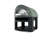 Alfa Opera With Base Olive Grey Colour- Gas/Dual Fuel Only FXOPEU-MVES-T (Oven) & BFOPEU-NER (Base)